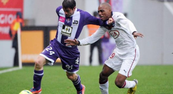 Photo de Ninkov lors du match TFC Bordeaux du 17 mars 2013