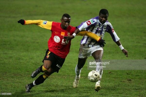 Photos du match TFC / RC LENS du 09/12/2006