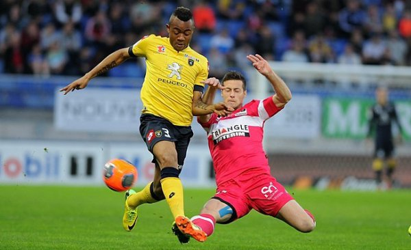 Photo du match Sochaux TFC du 12/04/2014
