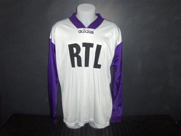 Maillot TFC coupe de France saison 1995/1996