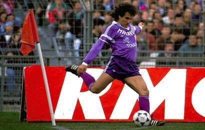 Photo de Beto Marcico saison 1989/1990