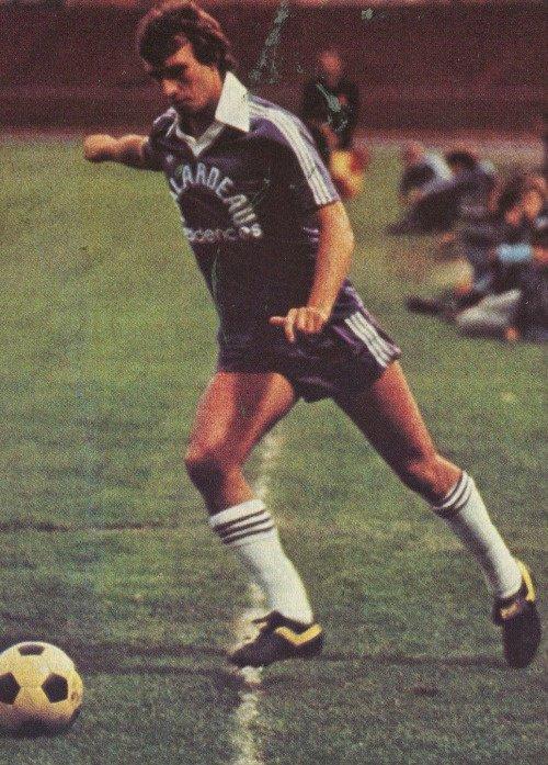 Photo  de Robert Rensenbrink saison 1981 1982