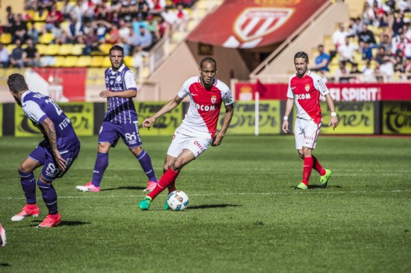 Photo de Jimmy Durmaz lors prise lors du match ASM TFC du 29/04/2017