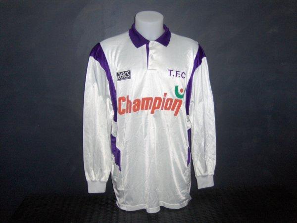 Maillot porté saison 1994/1995