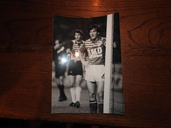 Photo de Philippe Bergeroo lors de la saison 1984 1985