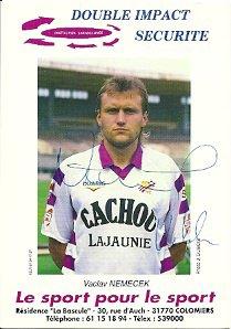 Photo de Vaclav Menecek saison 1992/1993