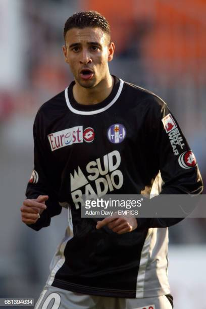 Photo de Nabil Taïder durant la saison 2003/2004
