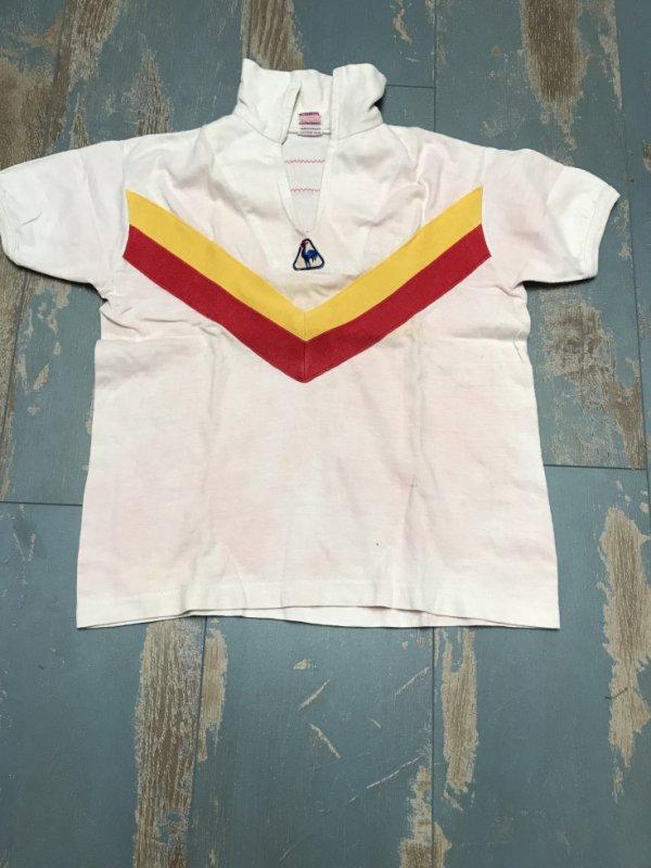 Maillot porté lors de la saison 1970/1971 période UST (maillot enfant)