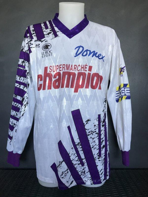 Maillot porté par Bernard Ferrer lors de la saison 1993/1994