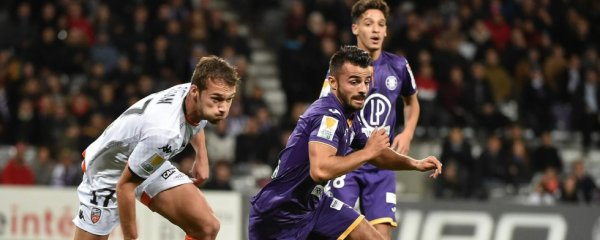 Photos de Corentin Jean lors du match TFC Lorient du 31/10/2018 16ieme de finale CDL BKT