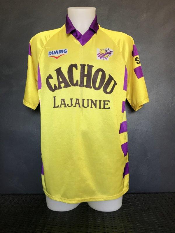 Maillot porté par Béto Marcico lors de la saison 1991 1992