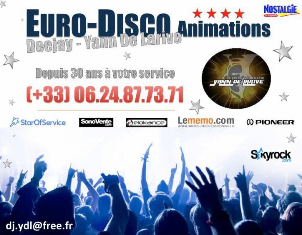 Euro-Disco Animations