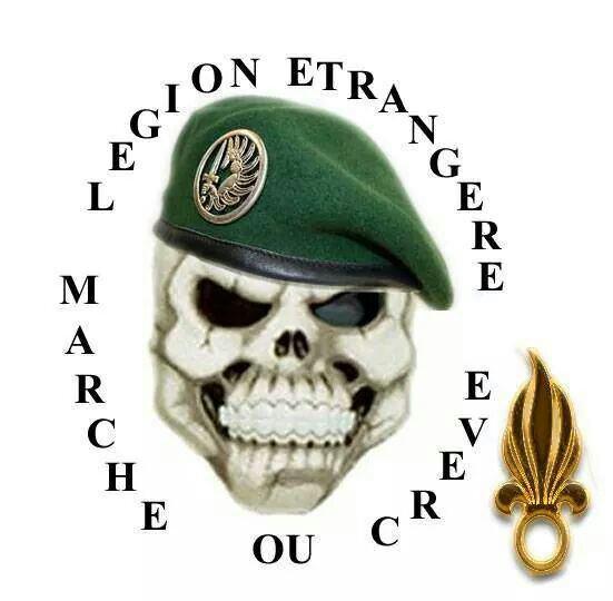 Legion étranger ,véridicité ce mots !