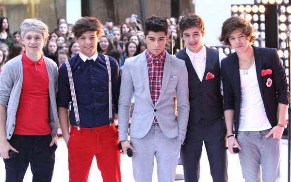 One Direction.. <3