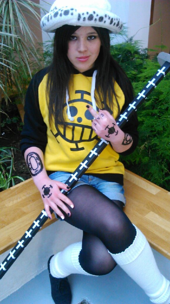 Une Fan de Trafalgar Law ?