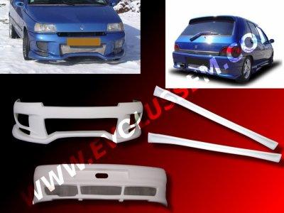 achat kit carrosserie