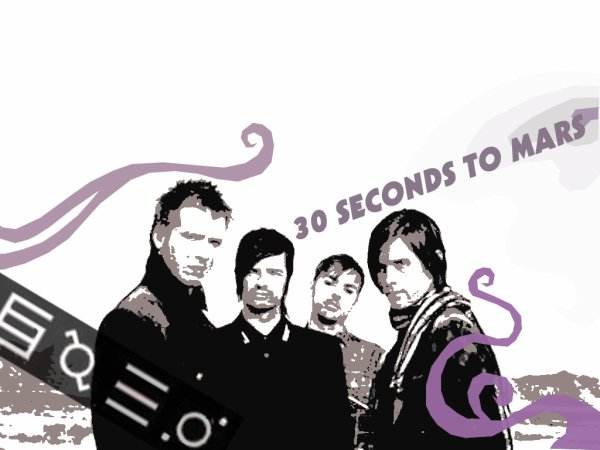 "30 second to mars ""Closer to the edge"""