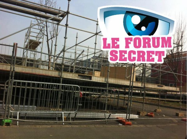 EXCLU : Nouvelle photo de la maison des secrets en construction !