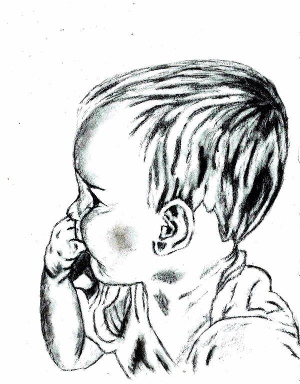 portrait petit enfant