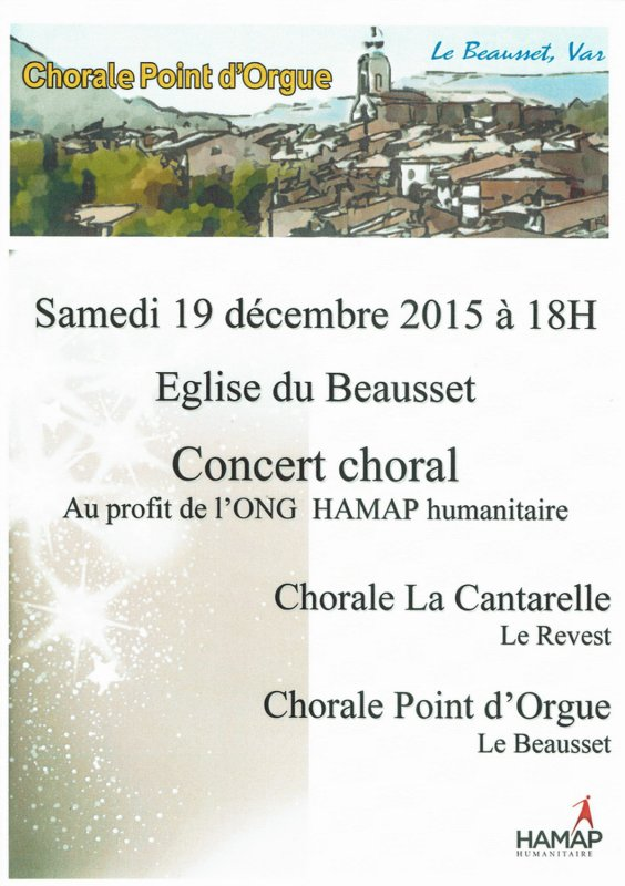 concert chorale de samedi