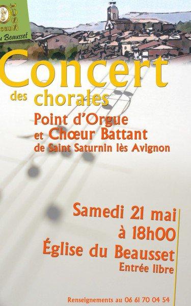 concert choral de ce wk