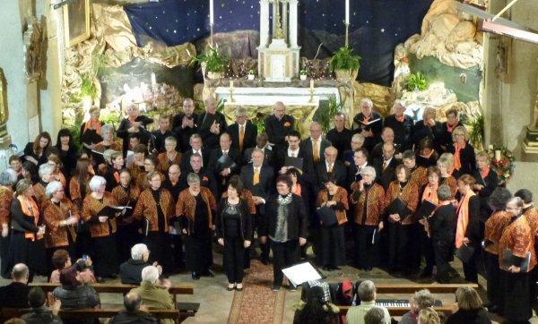 concert choral de ce mois de décembre