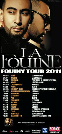 Fouiny tour