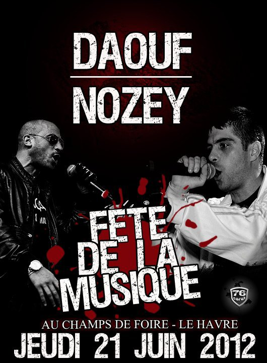 Daouf & Nozey ♪