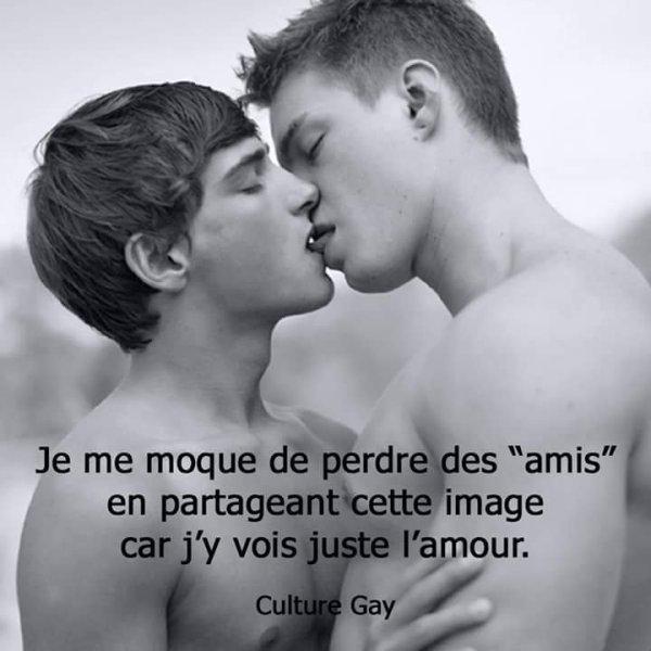 Amour Gay Avec Tendresse Sensualité !!!