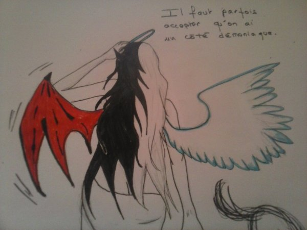 Ange Démon
