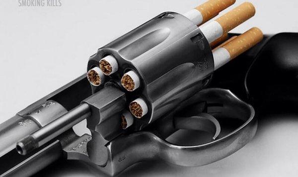 Fumer tue ...