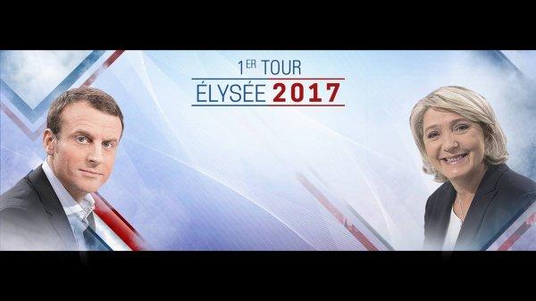 """ELECTIONS PRESIDENTIELLES DU 23/04/2017  """" 1ER TOUR """""""