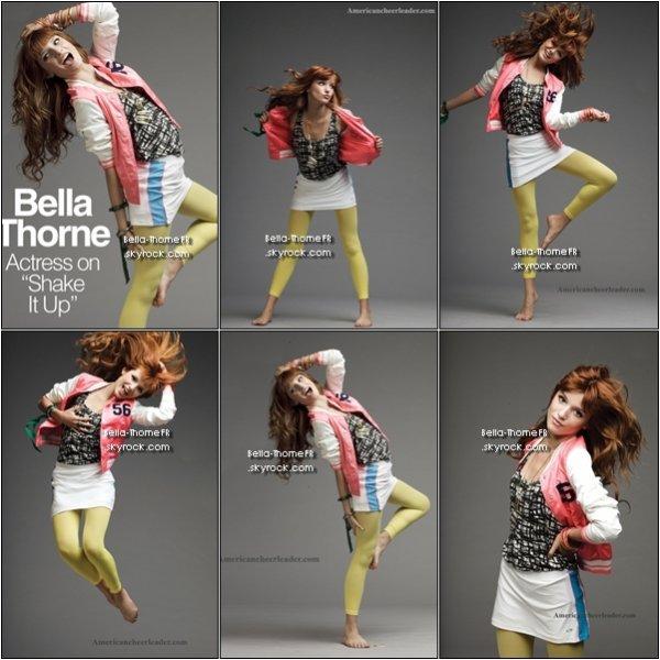 * Découvrez un photoshoot de Bella pour American Cheerleader. ________________ Vos avis ! *