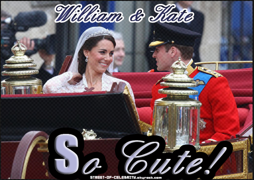 29.04.11 : William & Kate se marie.
