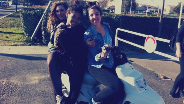Mn Scoot Et Mes Pote