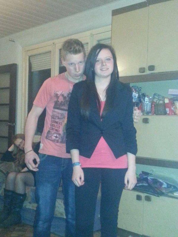 mon frère et ma cousine