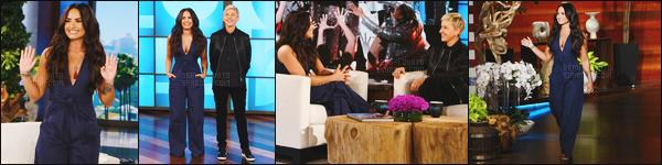 .● THE ELLEN SHOW ● ________________________________________Demi Lovato étant dans l'émission le 22 février !