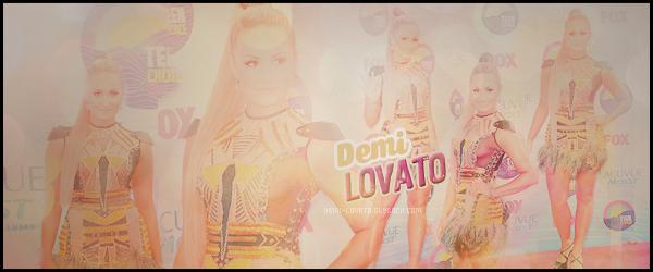 """"""" ●● Bienvenue sur Demi-Lovato, ta source d'actualité sur la chanteuse Demi Lovato ! Découvrez ici toute l'actualité de la talentueuse actrice/chanteuse avec ces différents articles comme candids, events, et photoshoot.. """""""