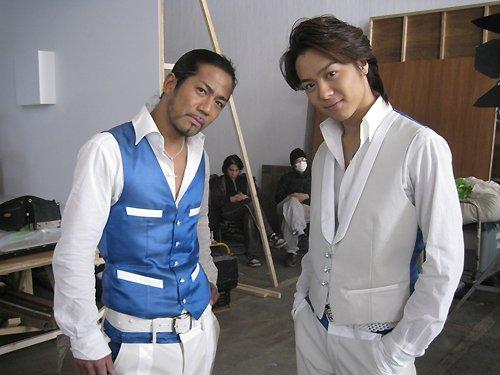HIRO x TAKAHIRO