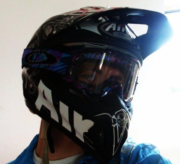 Le soleil et ma source de chaleur mon réconfort il me chaud quand je fait de la moto ^^