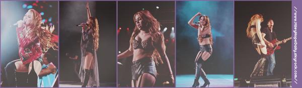 Miley serait en train de préparer un futur duo avec son frère, Trace Cyrus : )