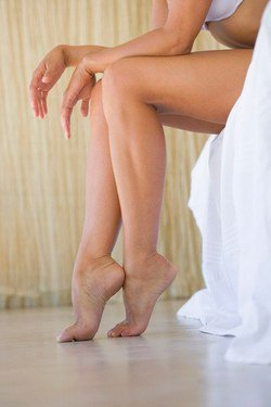 Je veux de belles jambes !
