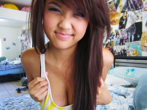 Le sourire.