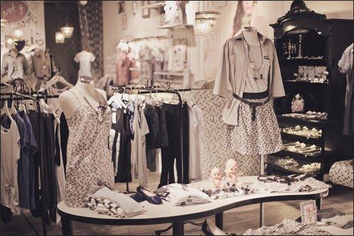Choisir ses vêtements.