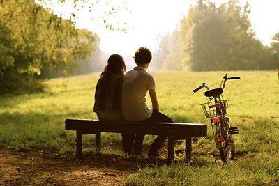 Faire durer un relation amoureuse.