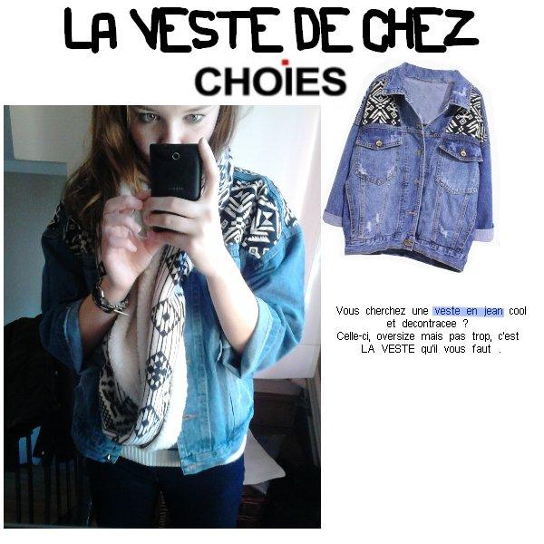 OOTD - Choies