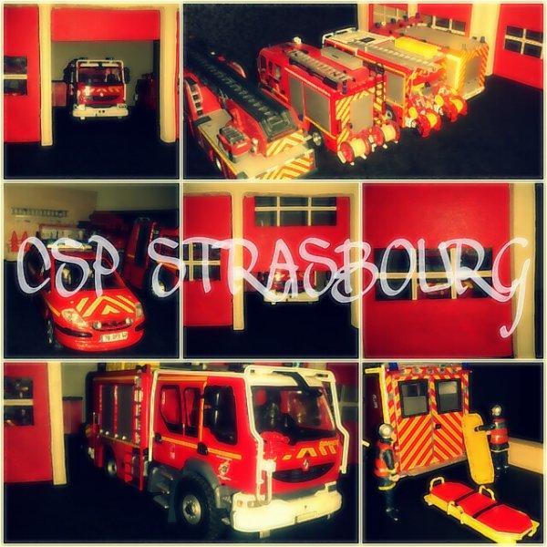 rejoignez tous ma page facebook pour suivre toutes les réalisations des miniatures sapeurs-pompiers du Bas-Rhin service départemental d'incendie et de secours du 67 page facebook: Csp Strasbourg ▶