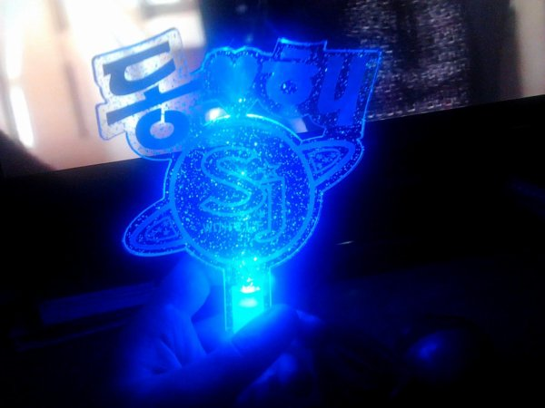 Mon Lightstick DongHae <3