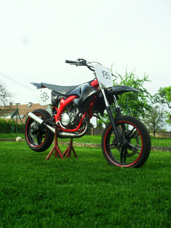 Yamaha Dt 2011