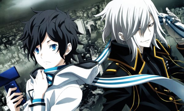 -----------------Devil Survivor 2 --------------